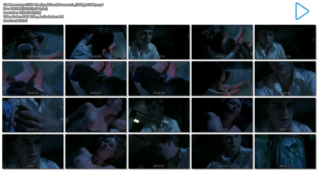 Cherilyn Wilson naked topless - Parasomnia (2008) HD 1080p (8)