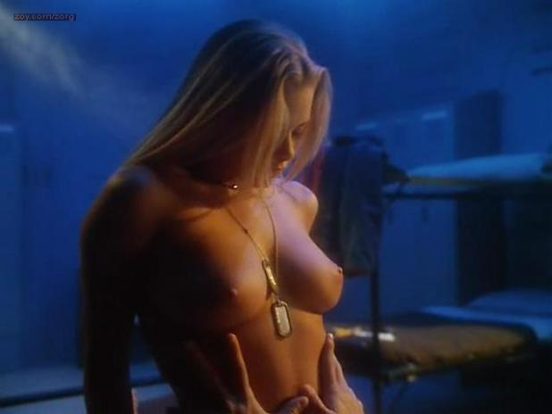 Jaime Pressly nude topless and sex - The Journey Absolution (1997)