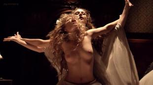 Jytte-Merle Bohrnsen nude topless sex and Jeanette Hain nude brief topless - The Forbidden Girl (DE-2013)