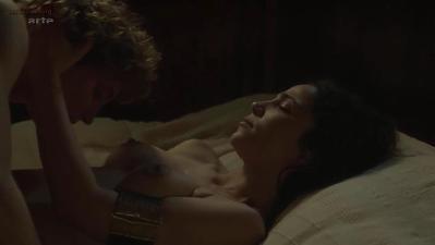 Karina Testa nude topless- Odysseus s01e2-3-4-5-6