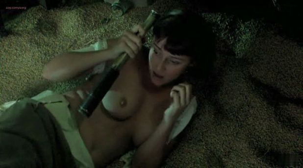 Keeley Hawes nude topless - The Last September (1999) (4)