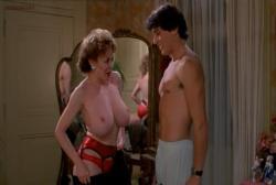 Kitten Natividad and Shelley Taylor Morgan all nude - My Tutor (1983)