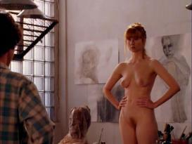 Laura Linney nude full frontal bush and Sheila Zane nude - Maze (2000)