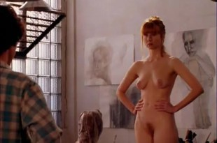 Laura Linney nude full frontal bush and Sheila Zane nude - Maze (2000) (26)