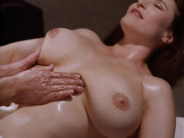 Mimi rogers breast massage