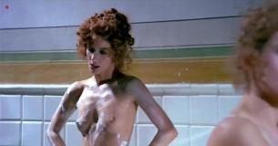 Stefania Casini nude full frontal bush and sex - Andy Warhol's Dracula (1974)