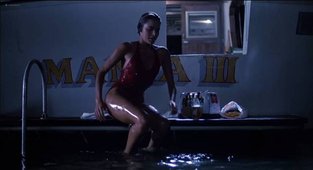 Tahnee Welch nude butt naked in Cocoon (1985) HD 1080p BluRay (9)