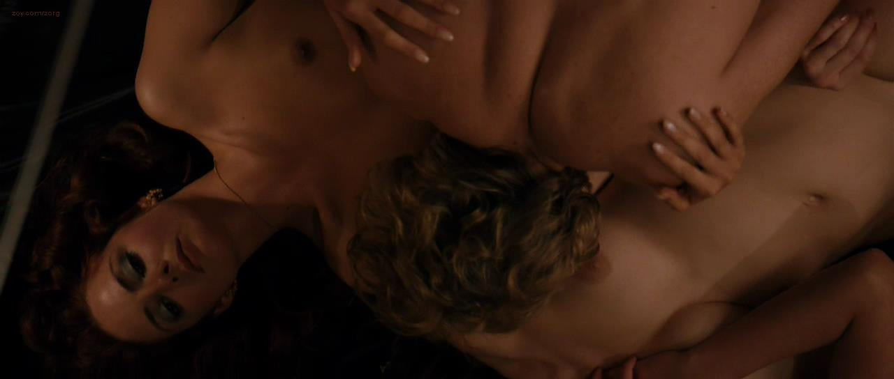 Anna Friel nude topless Tamsin Egerton nude various actress nude full frontal - The Look of Love (2013) HD 1080p (22)