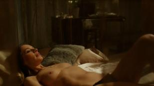 Catherine Walker nude and Alexis Peterman nude topless and lesbian sex - Strike Back (2013) s4e5 hd720p