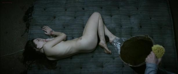 Jemma Dallender nude topless full frontal and nude bush - I Spit on Your Grave 2 (2013) 1080p (3)