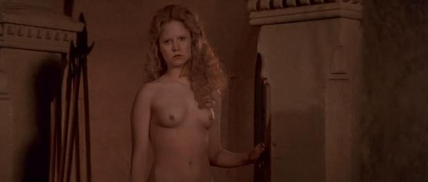 Jennifer Jason Leigh nude full frontal and sex - Flesh + Blood (1985) hd720p