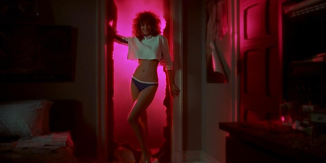Kelly LeBrock hot and sexy - Weird Science (1985) HD 1080p BluRay (24)