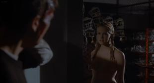 Laura Harris butt naked and nude topless - The Faculty (1998) hd1080p