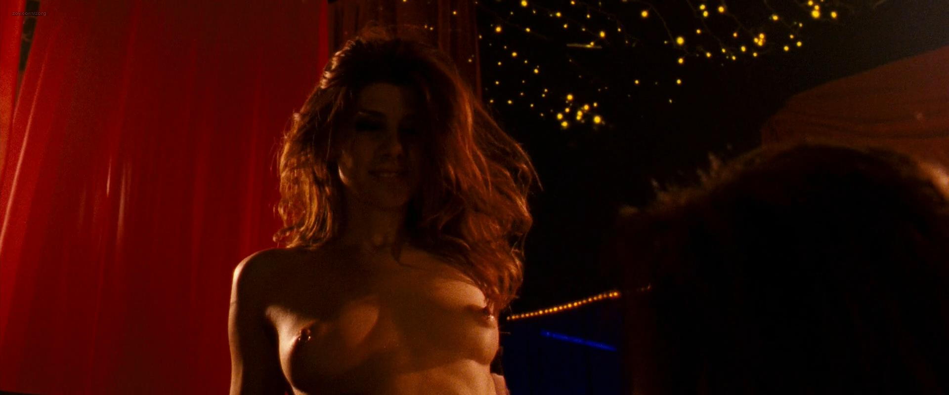 Marisa Tomei Nude Topless As Stripper And Andrea Langi -2657