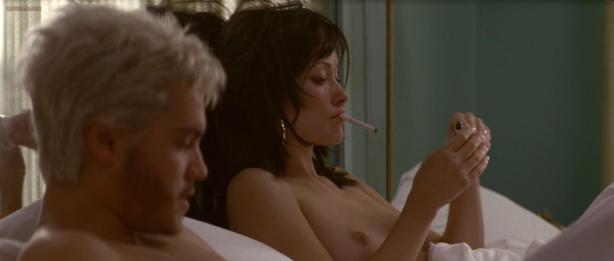 Olivia Wilde nude topless - Alpha Dog (2006) hd1080p