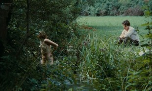 Aurore Clement nude butt bush and topless - Lacombe Lucien (1974) HD 1080p BluRay