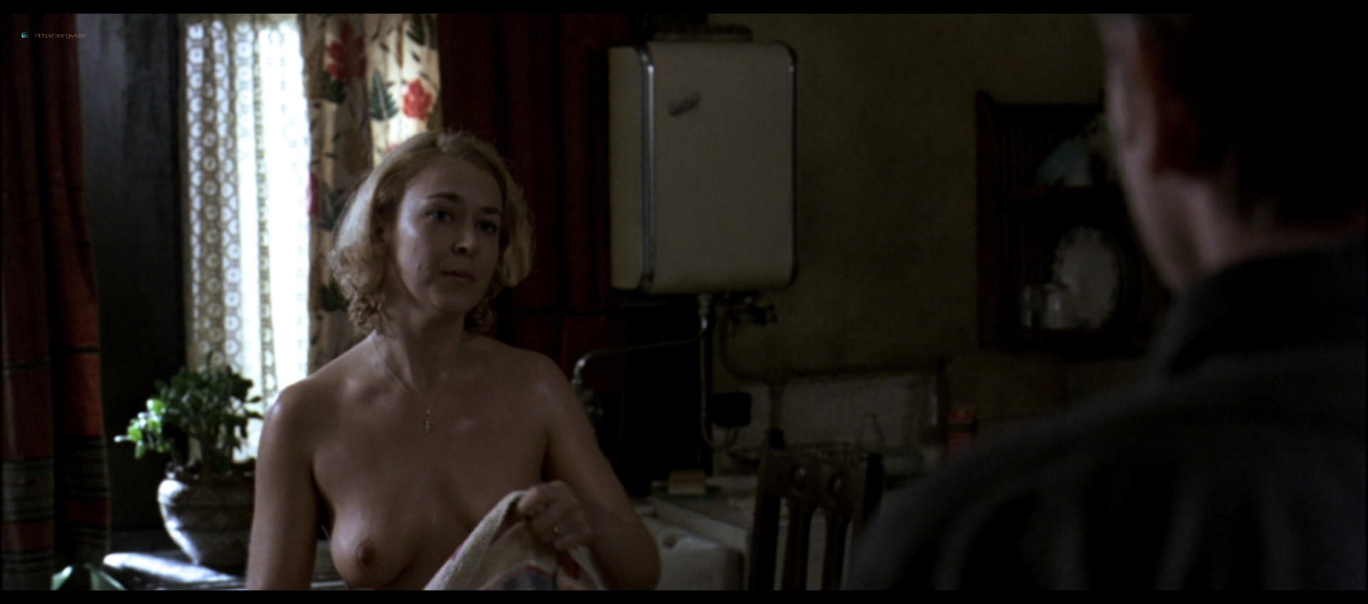 Emily Mortimer nude Tilda Swinton and Pauline Turner nude full frontal - Young Adam (2003) HD 1080p BluRay (2)
