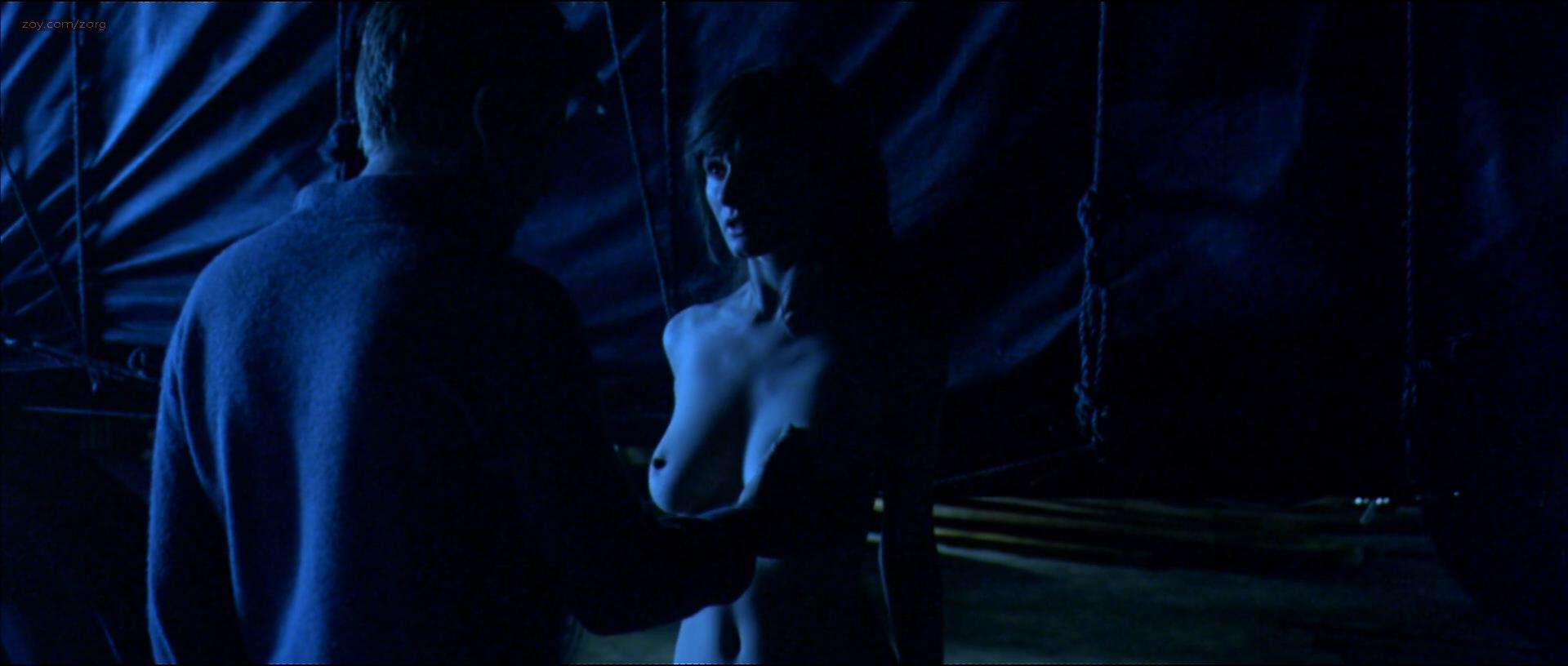 This Emily mortimer full frontal nudity very