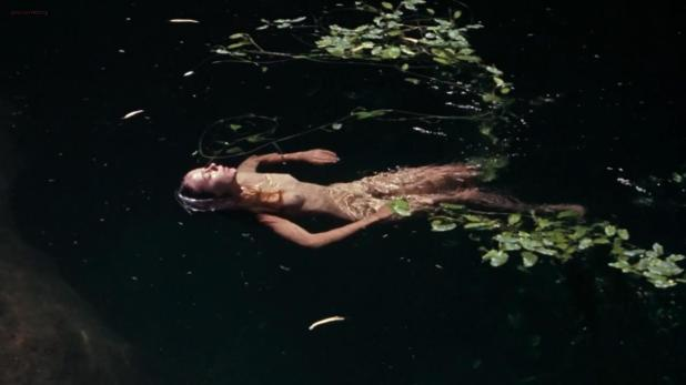 Jenny Agutter nude full frontal bush and skinny dipping - Walkabout (1971) hd720p