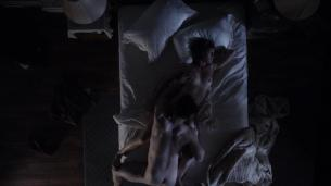 Lizzy Caplan nude topless and receiving oral - Masters of Sex (2013) s1e4 hdtv720p