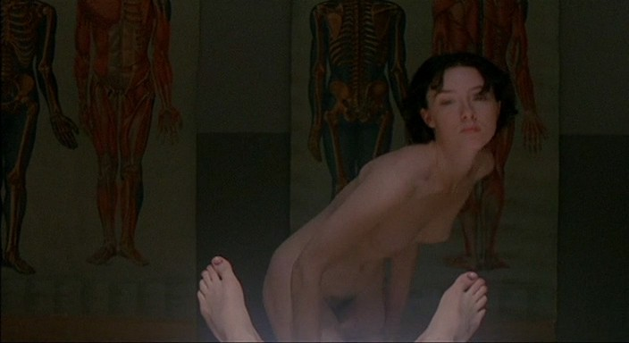 Molly Parker full frontal nude and sex with the dead dude - Kissed (1996) 480p (6)