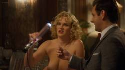 Nicholle Tom nude topless and dildo - Masters of Sex (2013) s1e2-3 HD 1080p (6)