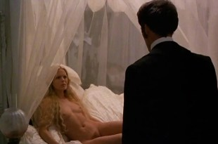 Patsy Kensit  nude bush sex and topless –  Angels and Insects (1996)