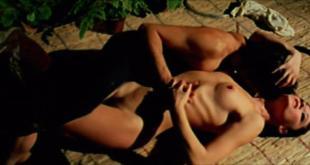 Rosalba Neri nude topless and bush - Slaughter Hotel (1971)