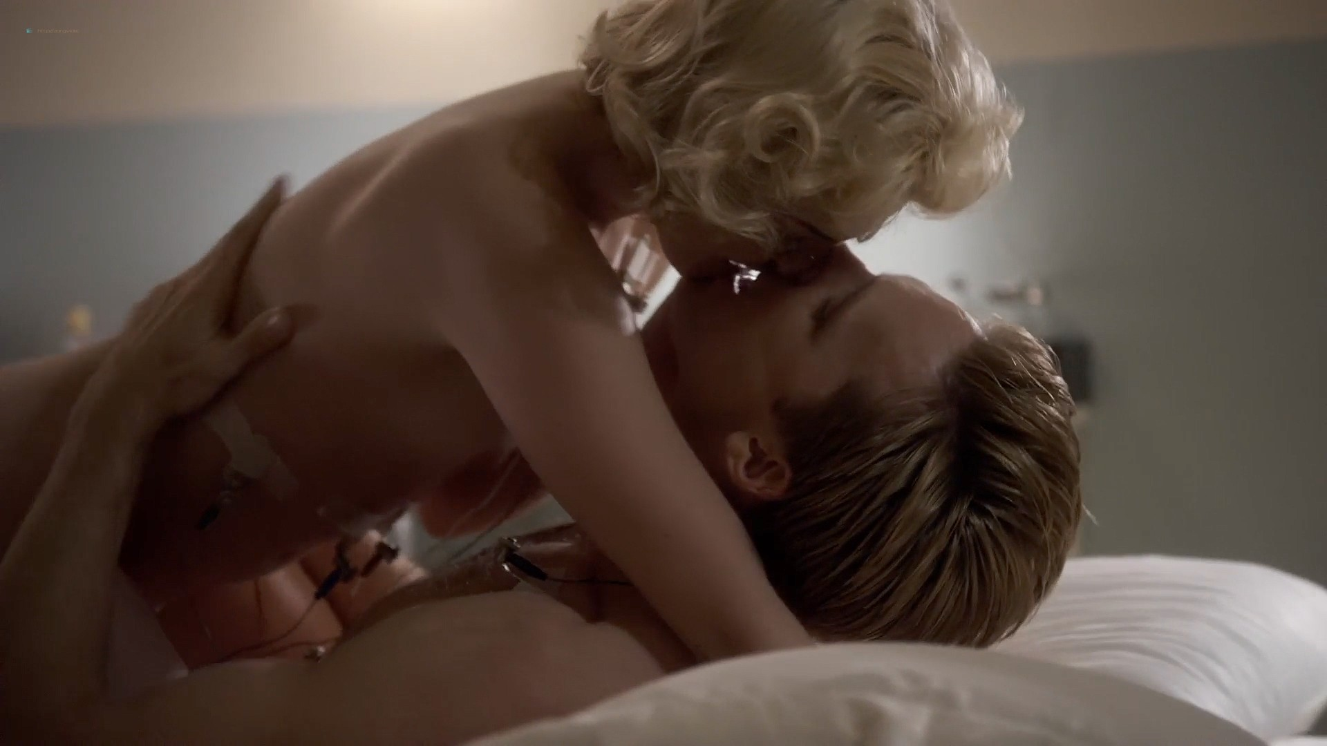 Rose Mclever nude topless and sex and Helene Yorke nude topless - Masters of Sex (2013) s1e5 HD 1080p (6)