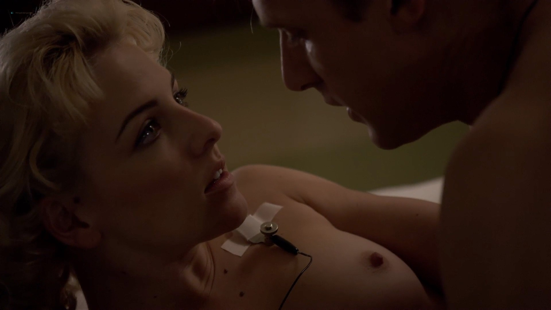 Rose Mclever nude topless and sex and Helene Yorke nude topless - Masters of Sex (2013) s1e5 HD 1080p (2)
