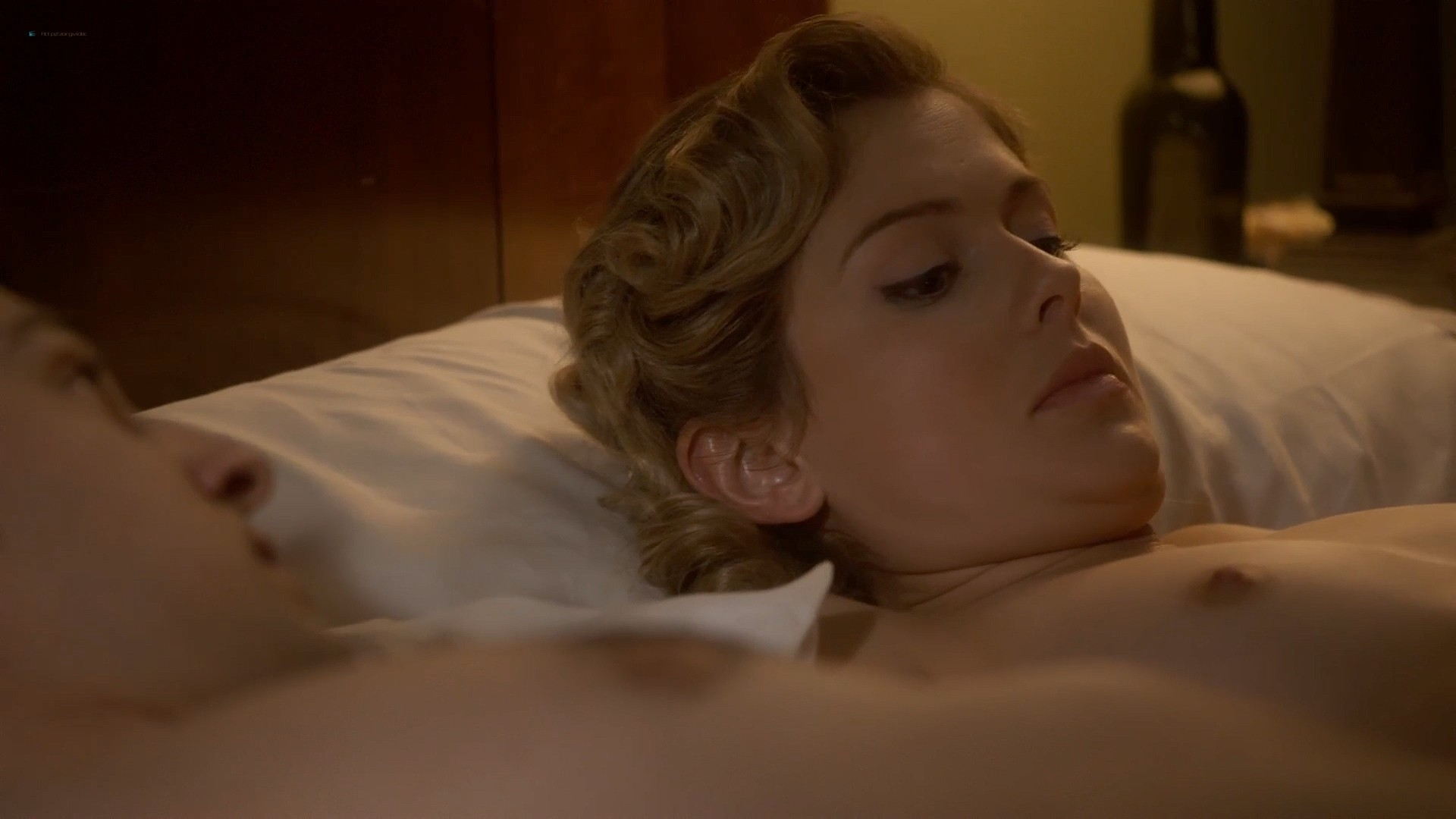 Rose Mclever nude topless and sex and Helene Yorke nude topless - Masters of Sex (2013) s1e5 HD 1080p (9)