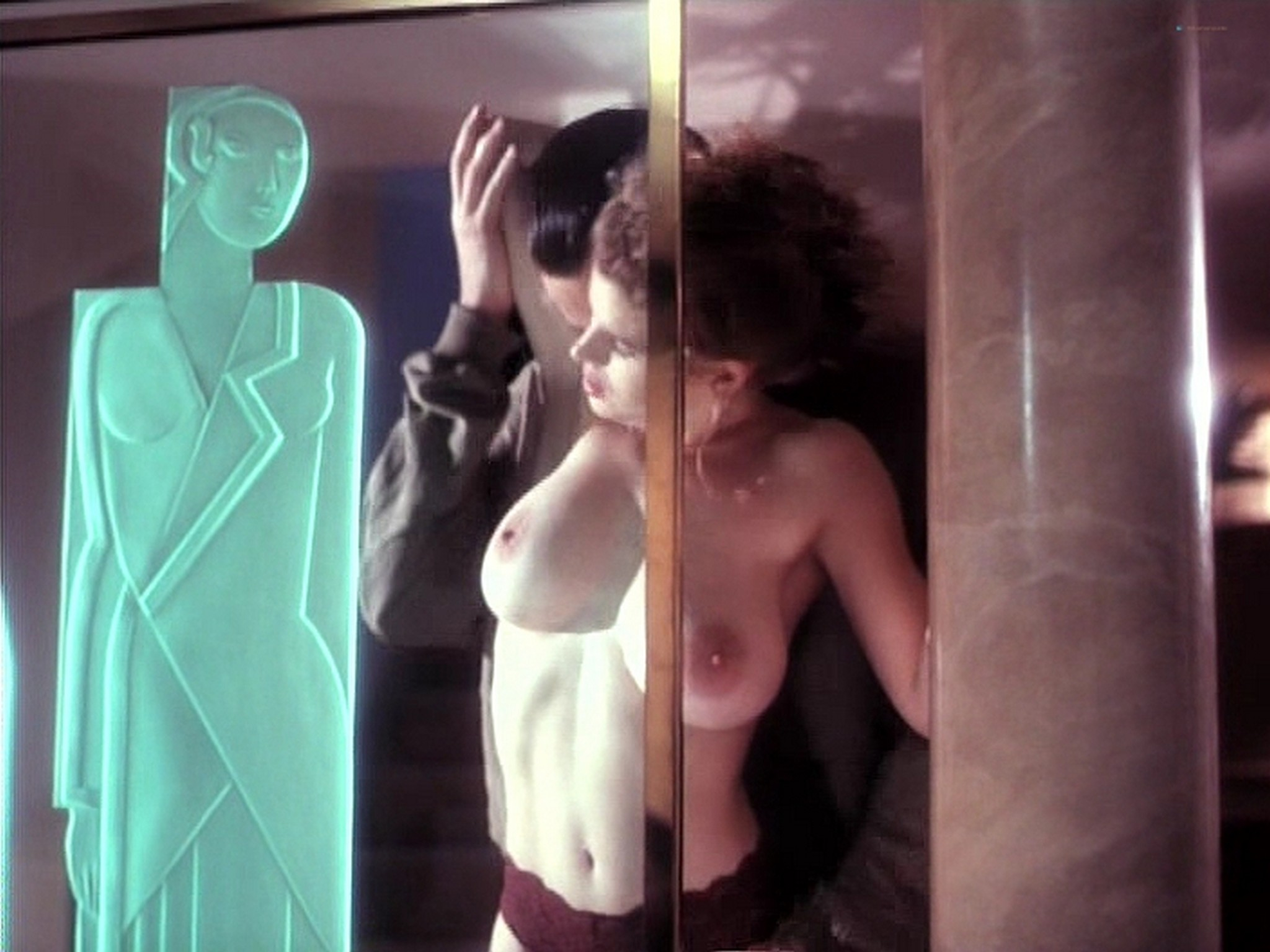 Shannon Whirry nude full frontal topless and sex - Body of Influence (1993) (11)