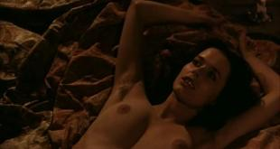 Sylvia Kristel nude topless and sex - Une Femme Fidele (1976)