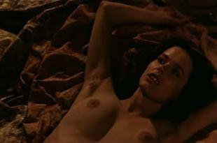 Sylvia Kristel nude topless and sex –  Une Femme Fidele (1976)
