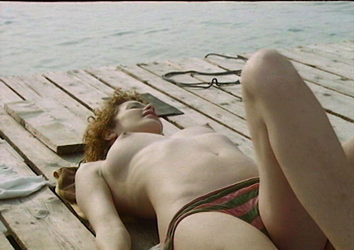 Sylvia Kristel nude topless butt bush and sex others nude too- Julia (NL-1974) (13)