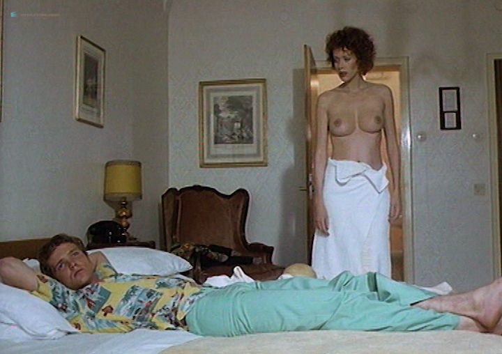 Sylvia Kristel nude topless butt bush and sex others nude too- Julia (NL-1974) (10)