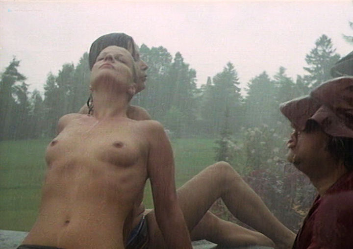 Sylvia Kristel nude topless butt bush and sex others nude too- Julia (NL-1974) (2)