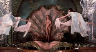 Uma Thurman nude but mostly covered - The Adventures of Baron Munchausen (1988) hd1080p