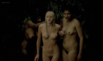 Ursula Buchfellner nude full frontal Aline Mess, Muriel Montossé nude bush and sex - Devil Hunter (DE-FR-1980) HD 720p (4)