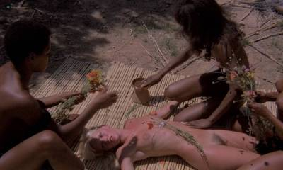 Ursula Buchfellner nude full frontal Aline Mess, Muriel Montossé nude bush and sex - Devil Hunter (DE-FR-1980) HD 720p (3)