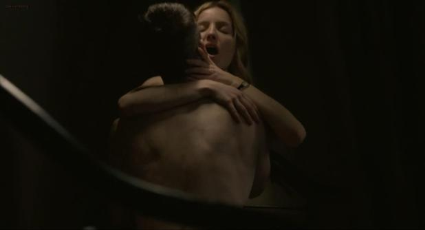 Annabelle Wallis nude sex but covered good parts - Peaky Blinders (2013) s1e5 hd720p