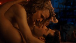 Bridget Fonda hot in bra and Kyra Sedgwick nude sex but covered - Singles (1992) hd720-1080p BluRay (3)