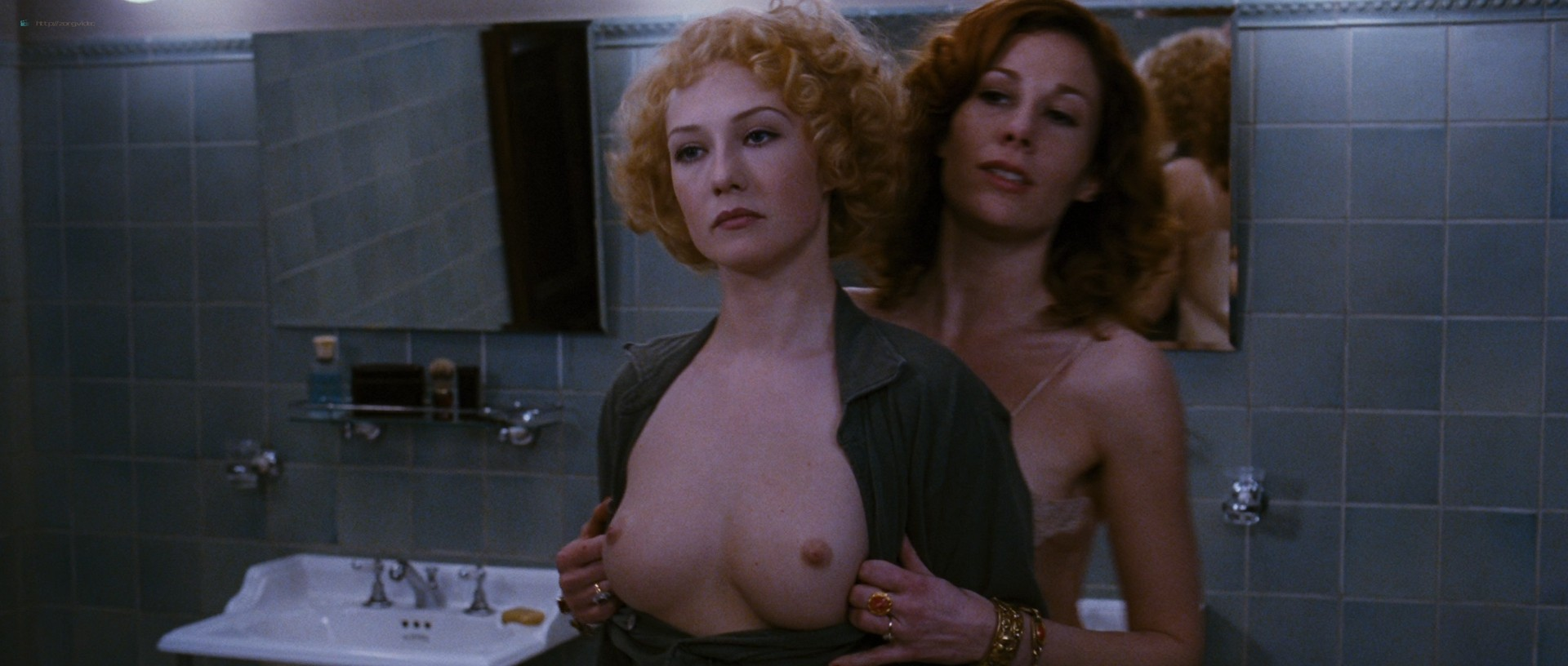 Carice van Houten nude bush sex and Halina Reijn nude topless - Zwartboek (2006) HD 1080p BluRay (11)