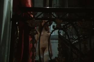 Isabelle Huppert nude full frontal bush –  Lady of the Camelias (1981)