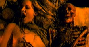 Sheri Moon Zombie nude brief topless - House of 1000 Corpses (2003) hd720p