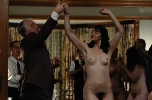 Amy Ferguson nude topless, Liz Clare, Katie Boland nude dancing Amy Adams nude covered and Jennifer Neala Page nude sex - The Master (2012) HD 1080p BluRay (4)