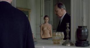 Judith Godreche nude topless and bush - La Desenchantee (FR-1991) (4)