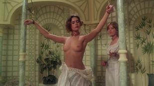Corinne Clery nude full frontal tied and dominated -  The Story of O (1975) hd720p