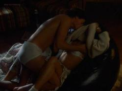 Demi Moore nude topless and lot of sex - About Last Night (1986)