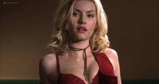 Elisha Cuthbert hot side boob Sung Hi Lee and Amanda Swisten nude topless - The Girl Next Door (2004) hd1080p (11)
